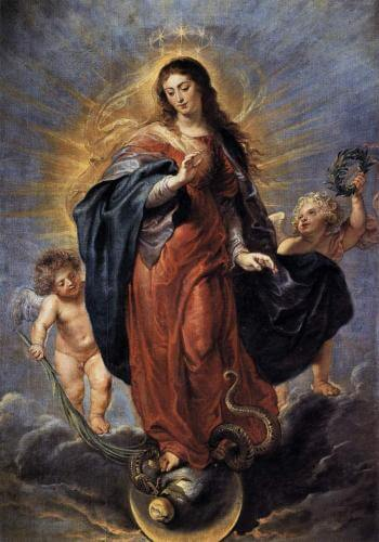 Immaculate Conception Of The Blessed Virgin Mary Catholic Daily