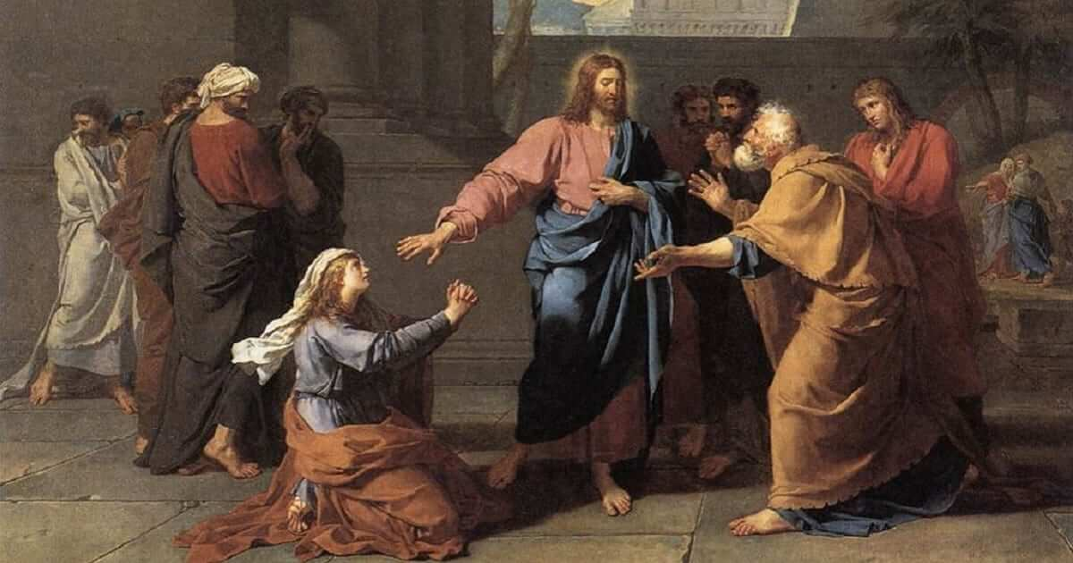 Humility + Faith = Mercy - Catholic Daily Reflections