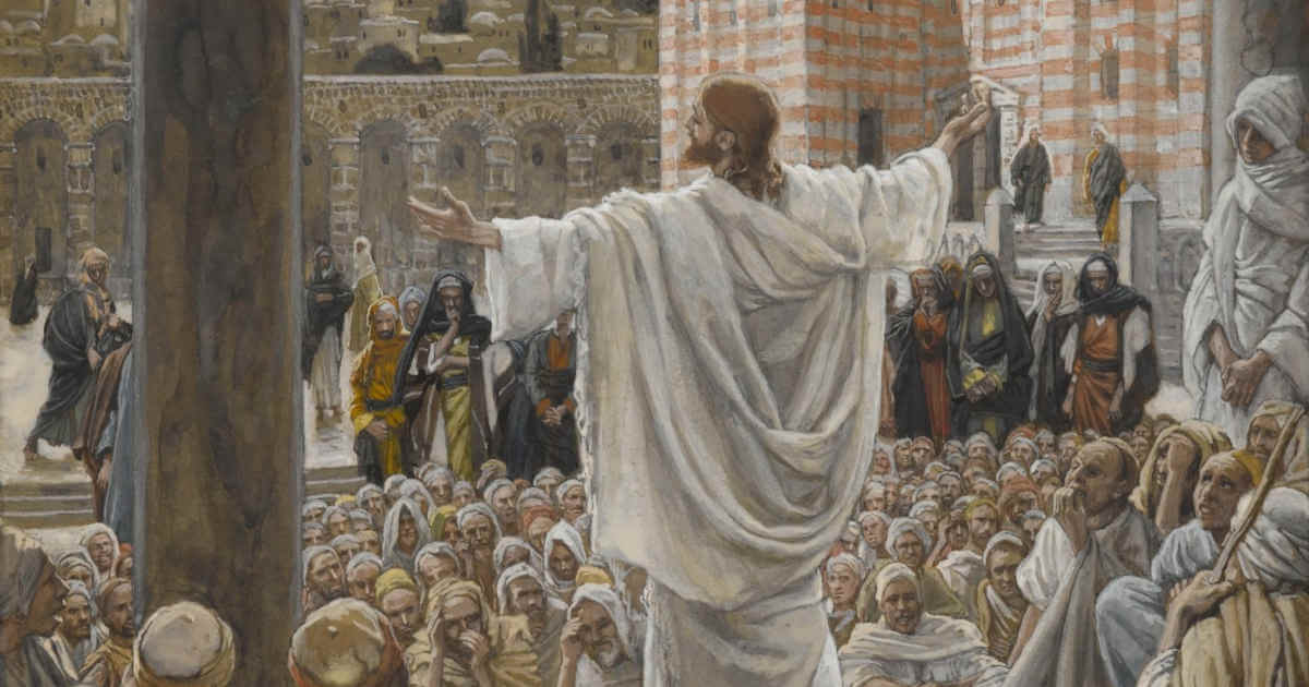Catholic Daily Reflections - Today's Gospel Meditation for Mass