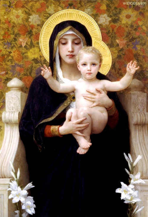 Blessed Mary, Mother of God - Catholic Daily Reflections